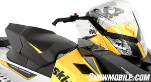 2013 Ski-Doo MXZ Sport 600 Handlebar