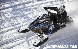 2013 Polaris 600 Rush Pro-R Overhead
