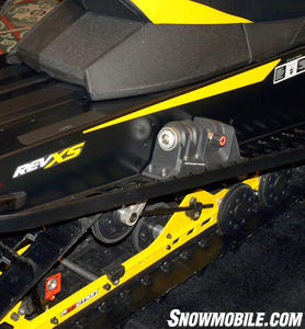 2013 Ski-Doo MXZ X 600 E-TEC rMotion Adjuster