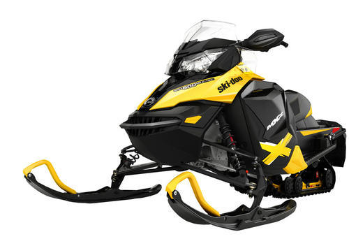 2013 Ski-Doo MXZ X 600 E-TEC Studio
