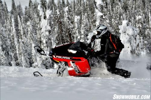 2013 Polaris 600 RMK Action