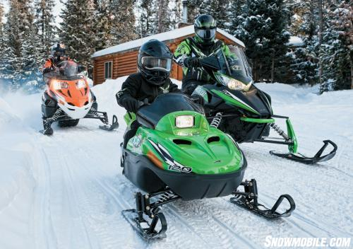 2013 Arctic Cat Sno Pro 120 Action