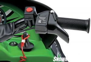 2013 Arctic Cat Sno Pro 120 Safety Tether