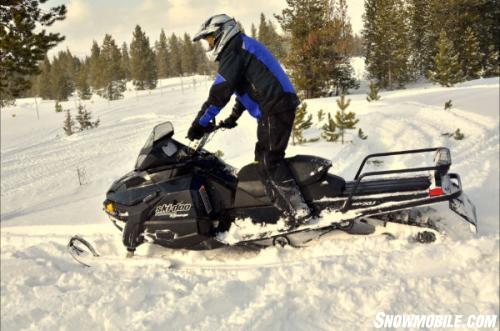 2013 Ski-Doo Tundra Xtreme Action Powder