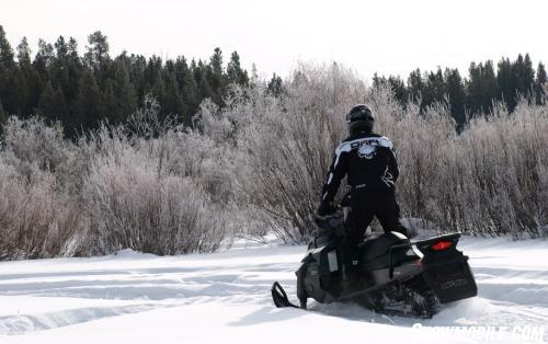 2013 Ski-Doo Tundra Xtreme Action Rear