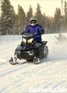 2013 Ski-Doo Tundra Xtreme Action Trail