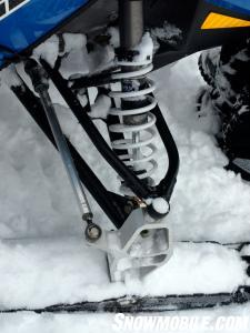 2013 Polaris 600 Switchback Front Suspension