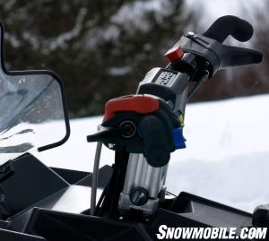 2013 Polaris 600 Switchback New Handlebar