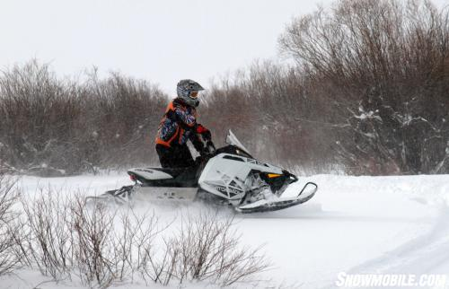 2013 Polaris 600 Switchback Off-Trail
