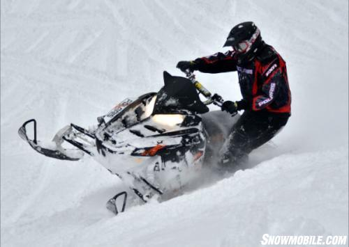 2013 Polaris 800 Switchback Assault 144 Boondock