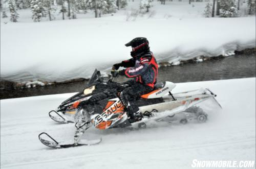 2013 Polaris 800 Switchback Assault 144 Trail