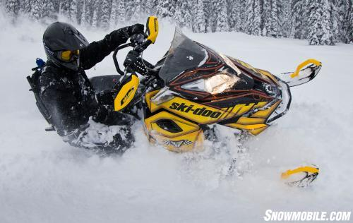 2013 Ski-Doo Renegade Backcountry X 600