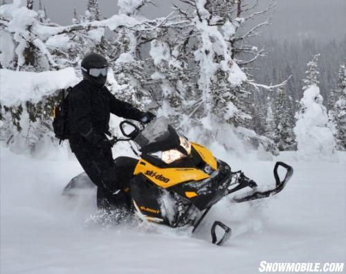 2013 Ski-Doo XM Summit X 154