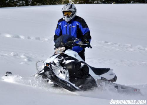 2013 Yamaha Phazer MTX