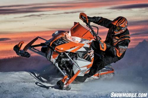 2013 Arctic Cat XF1100 Turbo Sno Pro
