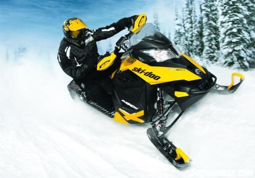 2013 Ski-Doo MXZ X 800