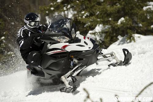 2013 Yamaha Apex SE