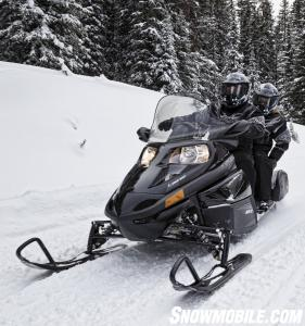 2013 Arctic Cat TZ-1 LXR Action