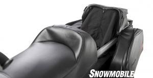 2013 Arctic Cat TZ-1 LXR Removable Rear Seat