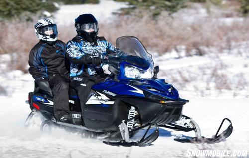 2013 Polaris Turbo IQ LXT Action