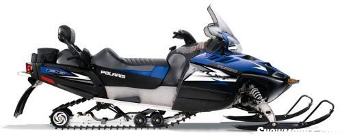 2013 Polaris Turbo IQ LXT Profile