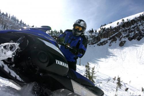 Scala Rider G4 Yamaha Turbo Riding