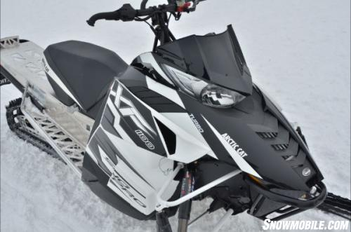 2013 Arctic Cat ProClimb XF1100 High Country Sno Pro Engine
