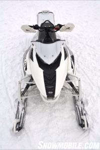 2013 Arctic Cat ProClimb XF1100 High Country Sno Pro Front