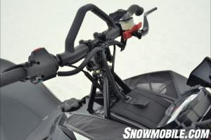 2013 Arctic Cat ProClimb XF1100 High Country Sno Pro Handlebar