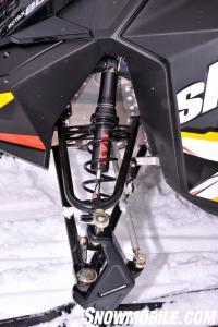 Ski-Doo MXZ Front Suspension