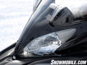 2013 Yamaha Vector Headlight