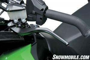 2013 Arctic Cat F1100 LXR Brake Lever