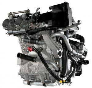 2013 Arctic Cat F1100 LXR Engine