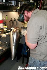 Pipe Fabrication at Straightline Performance