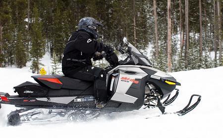 2013 ski-doo gsx action