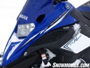 2013 Yamaha FX Nytro Fasteners