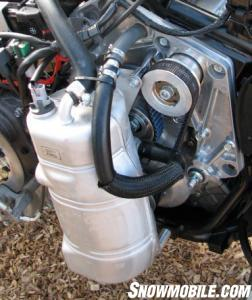 MPI Belt Drive Supercharger