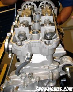 Yamaha Genesis Engine