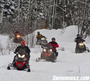 Ontario Snowmobile Trails Are Open