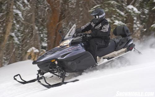2013 Yamaha Venture Action