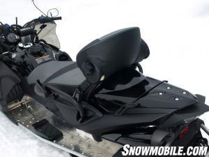 2013 Yamaha Venture GT Seat