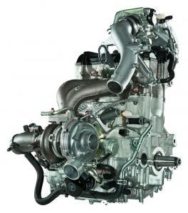 2013 Arctic Cat XF1100 Turbo Cross Tour Engine