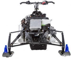 2014 Yamaha SR Viper bare chassis