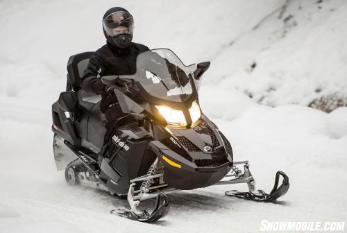2014 Ski-Doo Grand Touring LE 900