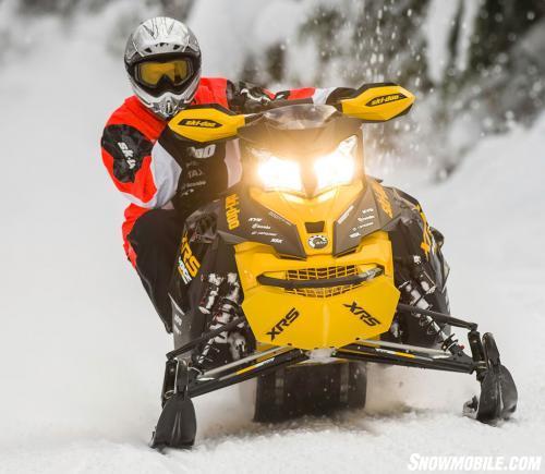 2014 Ski-Doo MXZ XRS
