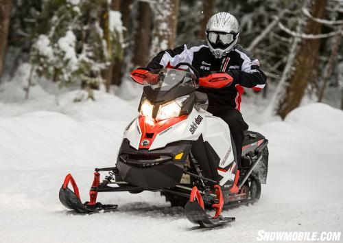 2014 Ski-Doo Renegade Stretch Track