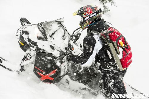 2014 Ski-Doo Summit X