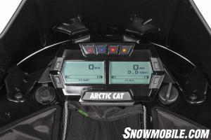 2014 Arctic Cat Digital Gauge