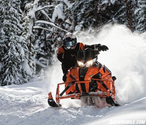 2014 Arctic Cat ZR 8000 Limited Action