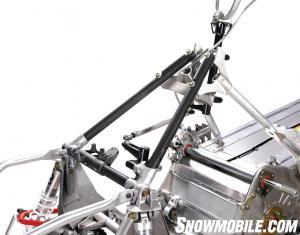 2014 Polairs RMK Carbon Overstructure